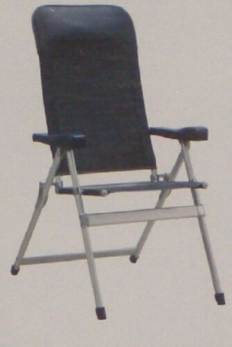 Camping Westfield ALU Chaise Pliante Chaise de camping chaise smartico High bleu