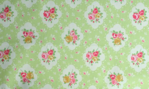 ROSETTA SUMMER PVC WIPE CLEAN OILCLOTH WIPEABLE TABLE CLOTH click for sizes