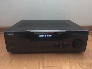 KENWOOD-VR-305-A-V-Surround-Receiver-1998-No-Remote