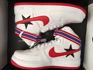 Nike AIR Force 1 HIRT 'Riccardo TISCI All Star' AQ3366