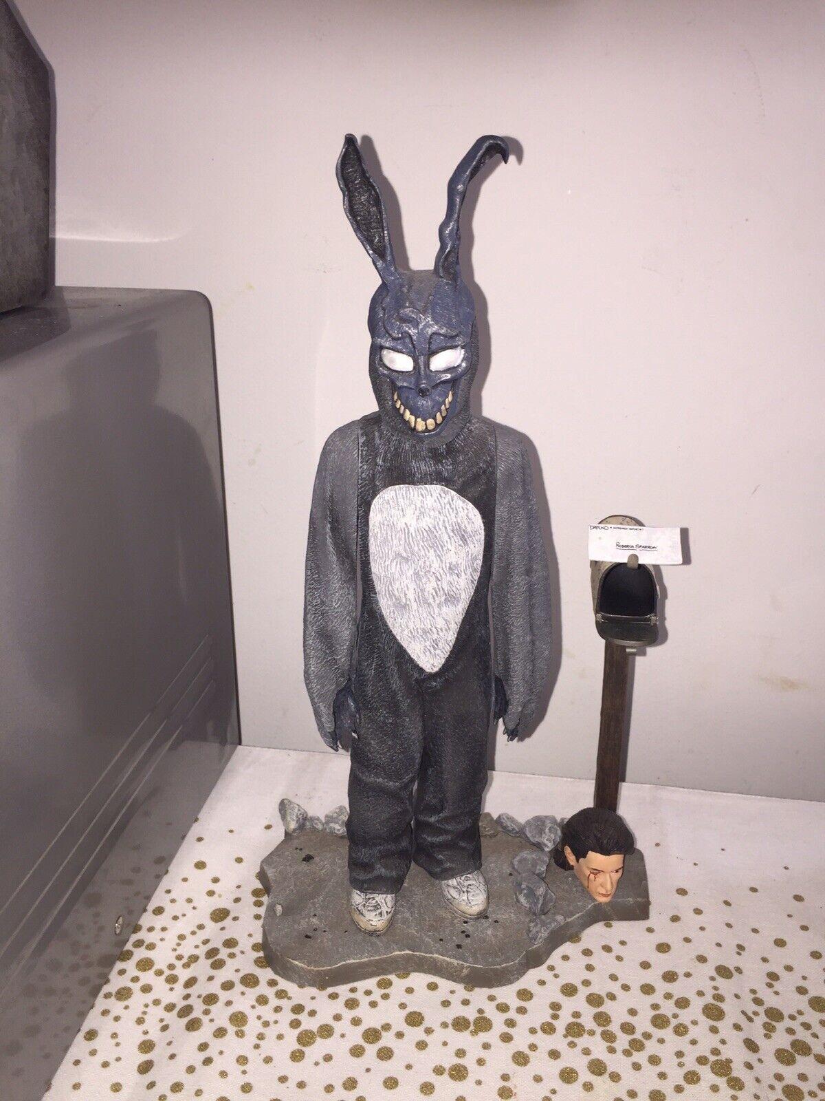 "Neca Donnie Darko Frank Bunny 12"" Figure Cinema Cult Mezco Mcfarlane Rare Horror"