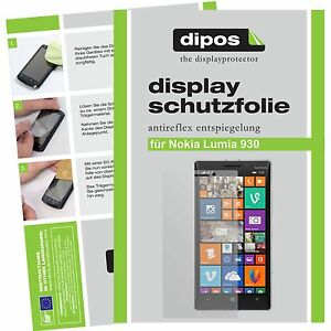 1x-dipos-Nokia-Lumia-930-Film-de-protection-d-039-ecran-protecteur-antireflet