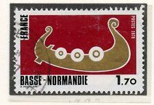 STAMP / TIMBRE FRANCE OBLITERE N° 1993 BASSE NORMANDIE /