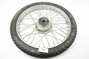 Yamaha-DT-175-MX-2K4-Bj-1980-Front-wheel-rim-at-the-front