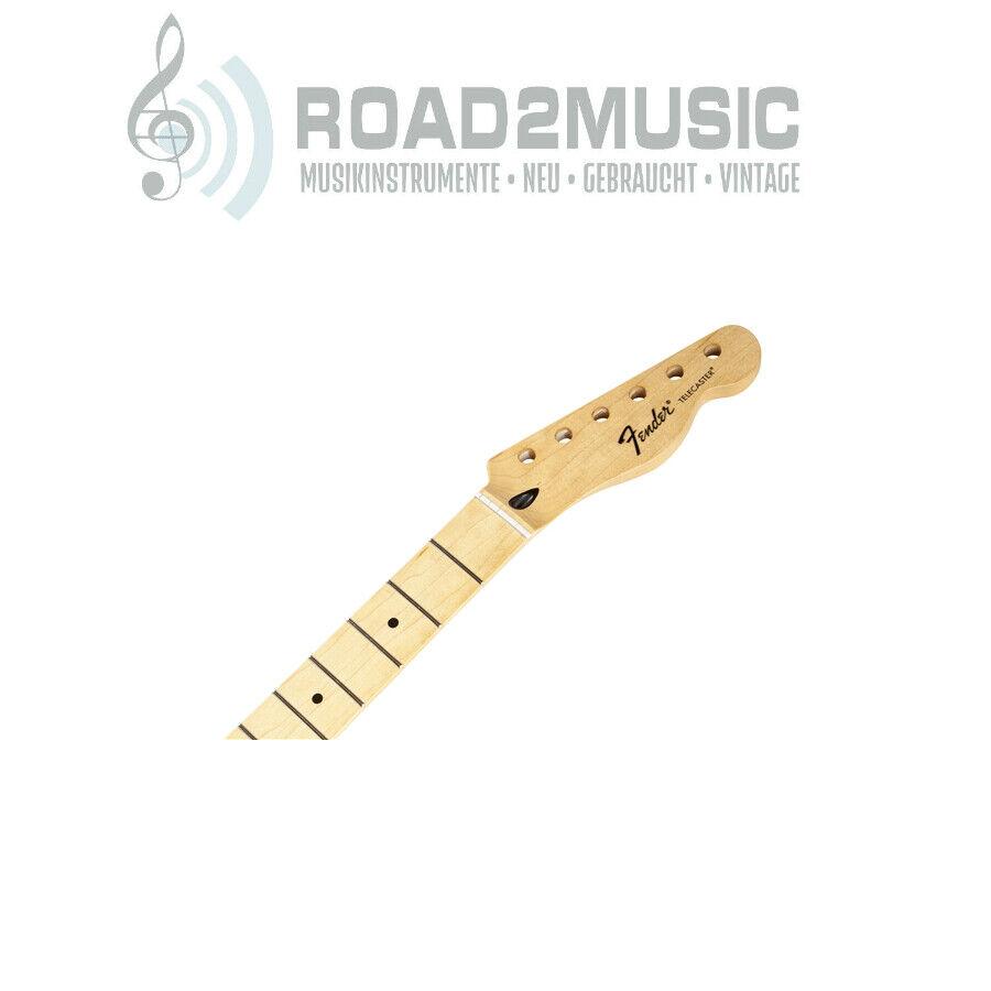 Fender Standard Series Telecaster Neck, 21 Medium Jumbo Frets Maple 0995102921