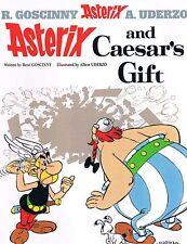 Asterix Volume 21: Asterix & Caesar's Gift by Goscinny & Uderzo TPB 2004