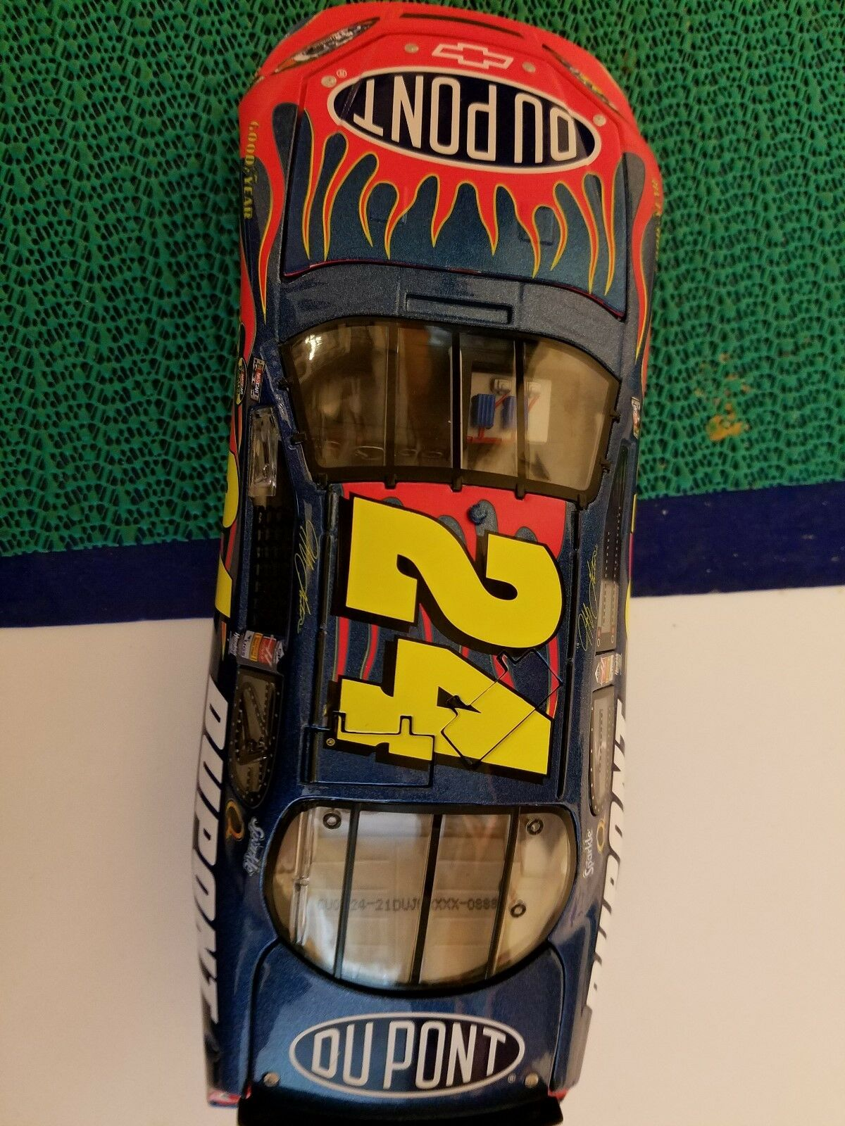 1 24 JEFF GORDON DUPONT LIMITED LIMITED LIMITED EDITION 2007 63ebcc