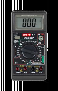 uni-t,Miernik uniwersalny Uni-T M890C+