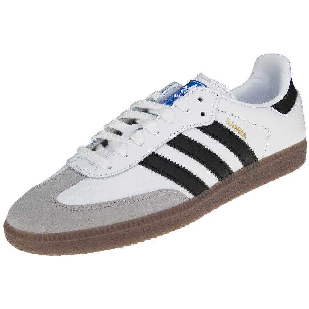 schuhe Adidas Samba Og B75806 Bianco