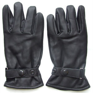 QHA-Mens-Soft-Real-Leather-Fashion-Winter-Driving-Gloves-Q4