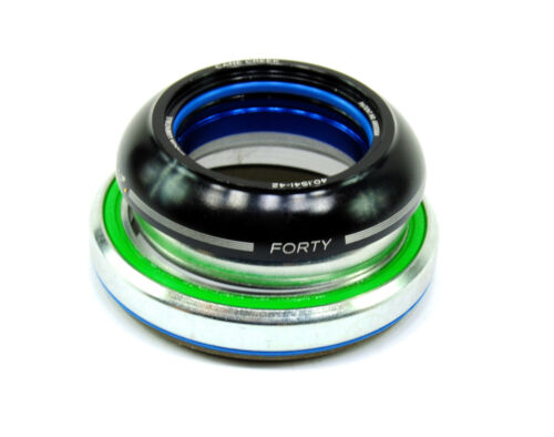 Cane Creek Tapered 40 Short Cover IS42//28.6 IS52//40 integrated Complete Headset