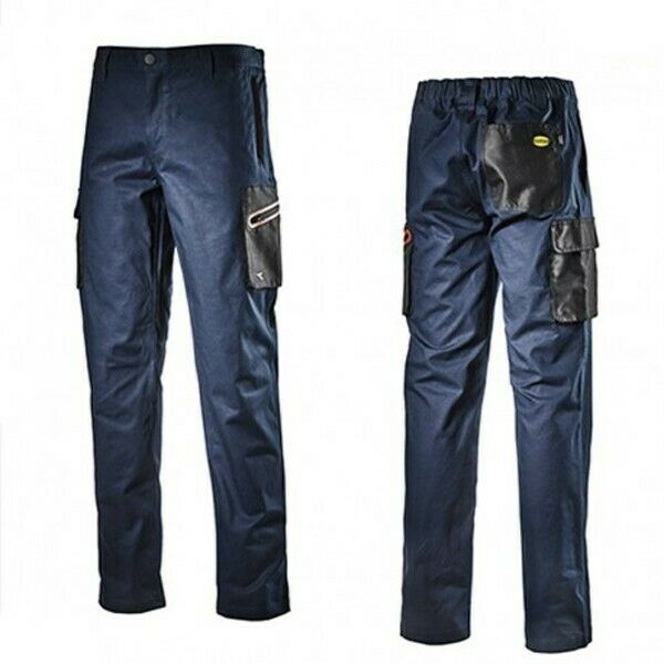 Trousers working Safety DIADORA Cargo Stretch