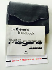 Renault Scenic Owners Handbook & Service Book Pack 1998 to 2003