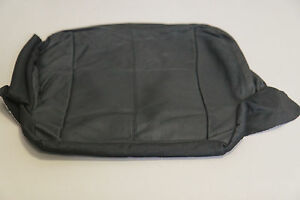 New genuine mercedes s class w221 right front seat leather for Mercedes benz original seat covers