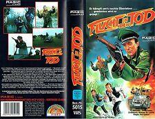 (VHS) Flucht in den Tod - John Savage, L. Horvath, Kelly Reno (USA, Ungarn1984)