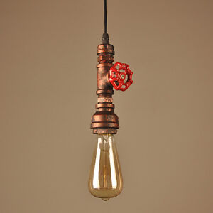 Pipe Style Light Fixtures