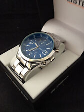 Kenneth Cole Unlisted Mens Stainless Steel Watch UL 4676