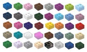 1//2 Kg or 250 pieces LEGO Bundle of Bricks 2x2 3x2 4x2 /& more Mix Color /& Sizes