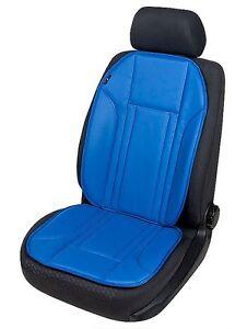 ravenna kunstleder universal auto sitzauflage blau auto. Black Bedroom Furniture Sets. Home Design Ideas