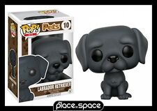 PETS - LABRADOR RETRIEVER (BLACK) FUNKO POP! VINYL FIGURE #010