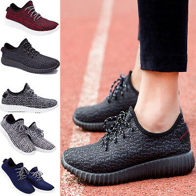 5Color Woman Ladies Breathable Running Sports Skate Casual Sneakers Loafer Shoes