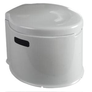 Campingtoilette-Mobile-Toilette-Reisetoilette-Toiletteneimer-Wohnmobil-WC-Eimer