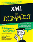 XML For Dummies by Lucinda Dykes, Ed Tittel (Paperback, 2005)