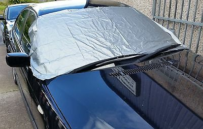 Peugeot 107 Universal Anti Frost Snow Ice Wind Screen Protector Cover