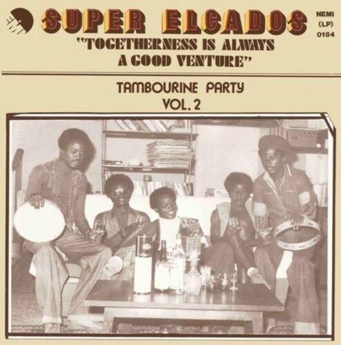 Super Elcados - Togetherness Is Always A Good Venture [New CD]