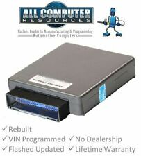 Engine Computer Programmed with Keys 2001 Ford Escape YL8F-12A650-GC GSW2 2.0L