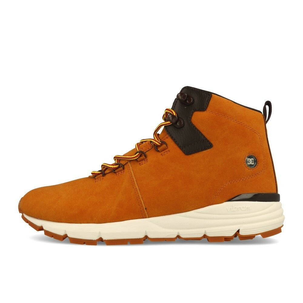 DC Muirland Wheat Skaterschuhe Winterschuhe Stiefel Braun  | Zu einem erschwinglichen Preis