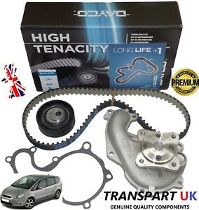 FORD SMAX CMAX FOCUS CONNECT 1.8 WET BELT TO CHAIN CONVERSION KIT WATER PUMP