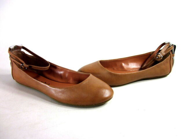 8f7886267eb8a Luxury Rebel Dexter Brown Womens Shoes Size 7 M Flats