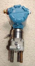 Rosemount 3051S2 Pressure Transmitter with Hart 4-20mA