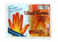 Pack of 2 Instant Hand Warmers - Pocket Glove Warmer Upto 7 Hours Skiing Hiking