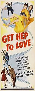 GET-HEP-TO-LOVE-Movie-POSTER-14x36-Insert