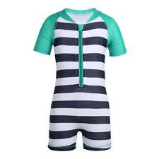 Surfit Girls Baby Striped Baby Romper UV50 Plus
