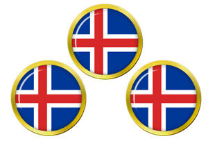 Islande-Marqueurs-de-Balles-de-Golf