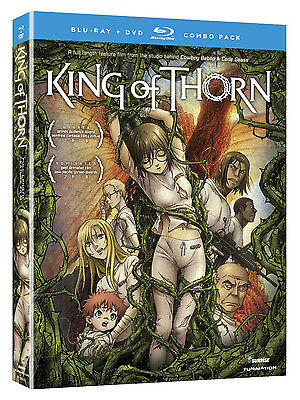 king of thorn blu ray dvd combo anime english