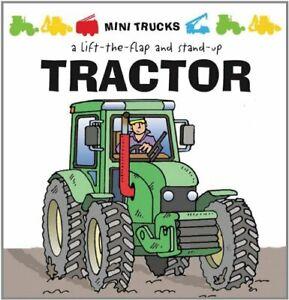 Mini-Trucks-Tractor-by-Terry-Burton-1857077539-FREE-Shipping