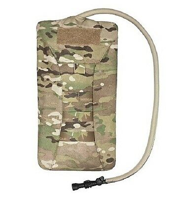 MOLLE 2 DAY PATROL HYDRATION ASSAULT BACK PACK MULTICAM™ BLACK COYOTE CORDURA™