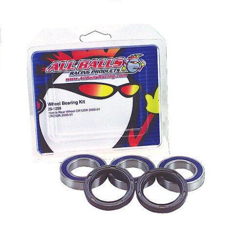 NEW ALL BALLS 25-1387 Wheel Bearing and Seal Kits