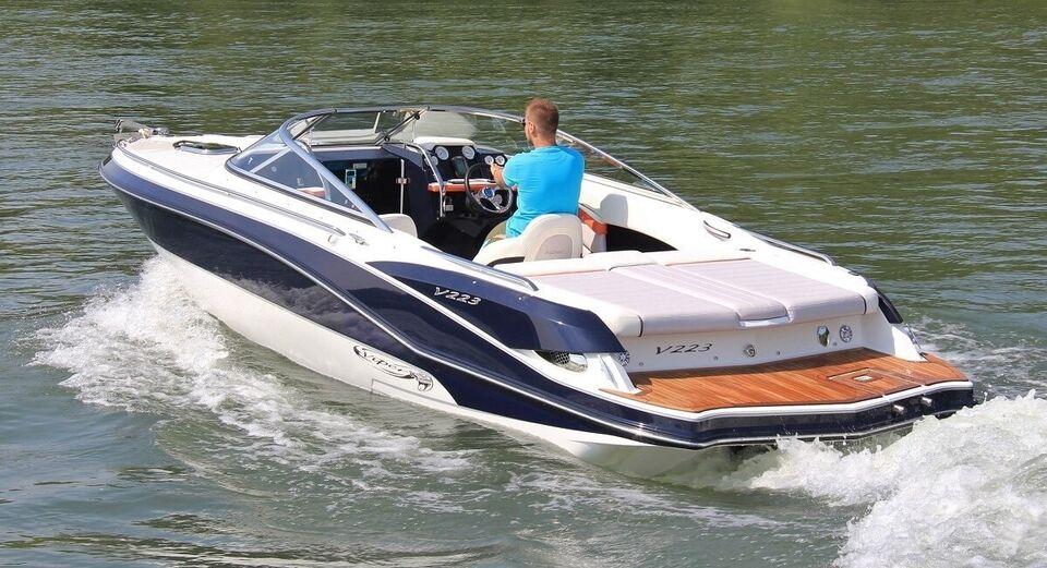 Viper 223 Toxxic, Motorbåd, årg. 2019