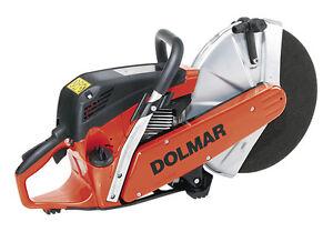 DOLMAR PC6114 Trennschleifer Motorflex