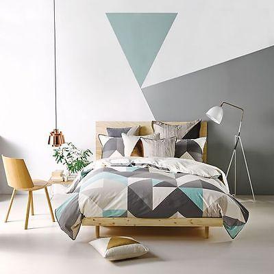 NEW Linen House Equinox Quilt Cover Set