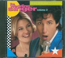 The Wedding Singer Volume 2 - Madonna/Depeche Mode/Dead Or Alive Cd Perfetto