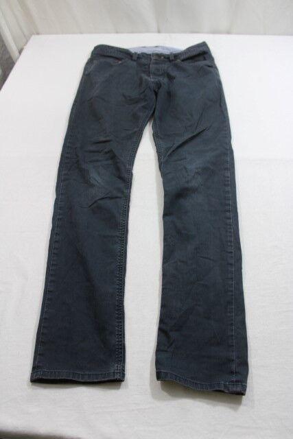 J8765 Diesel Tepphar-a Jeans W28 L32 Graublau  Gut