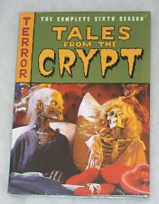 Tales From The Crypt Season 6 Six DVD Box Set NEW & SEALED