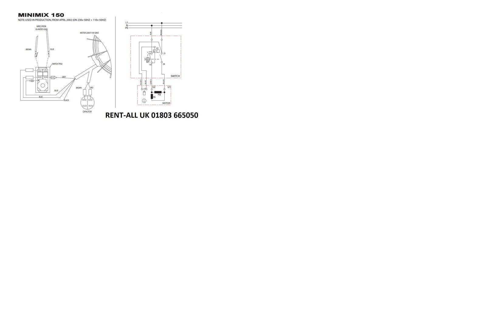 Belle cement concrete mixer 240v on off switch minimix130 150 resntentobalflowflowcomponentncel asfbconference2016 Gallery