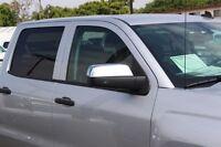 Chevy Silverado 1500-2500hd 2015 Mirror Covers
